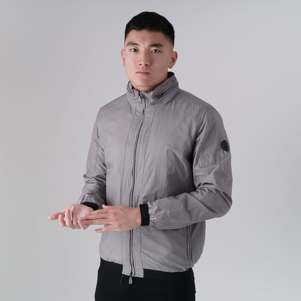 Brazier Jacket S / Alloy Outerwear