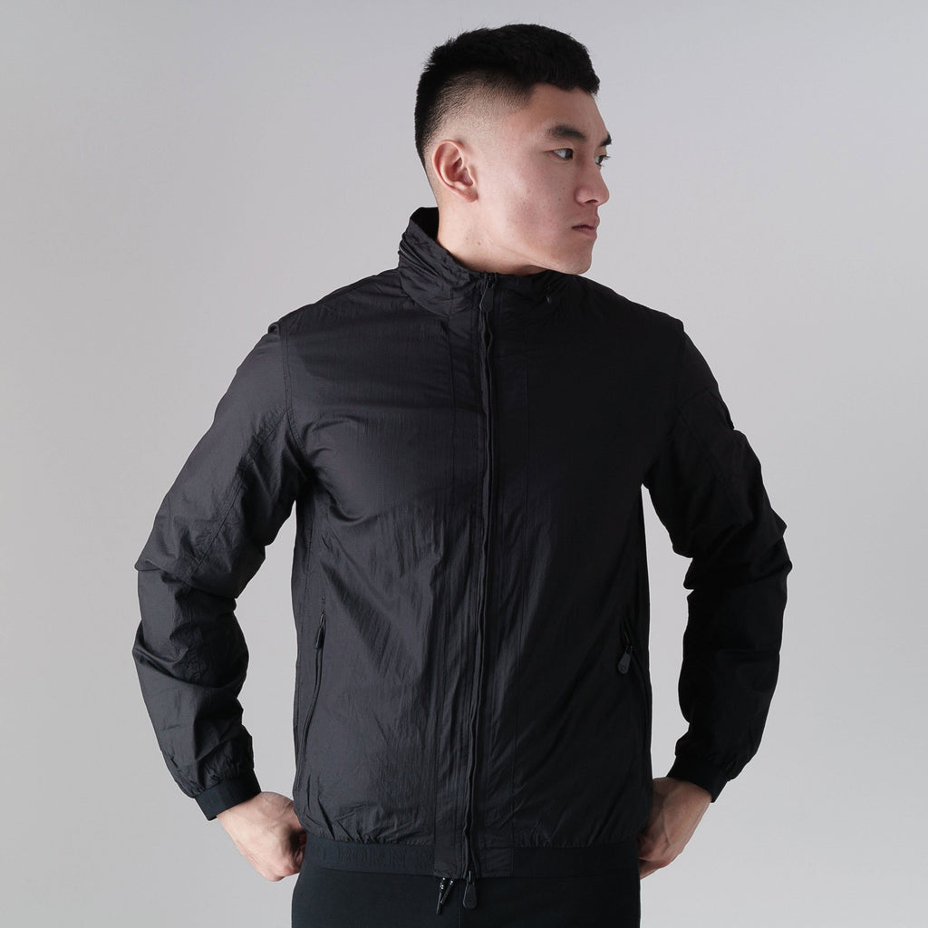 Brazier Jacket S / Black Outerwear
