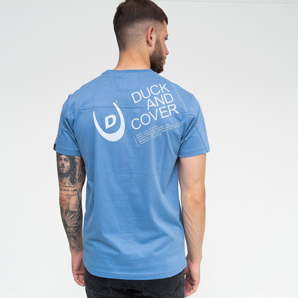 Brennick T-Shirt Dutch Blue