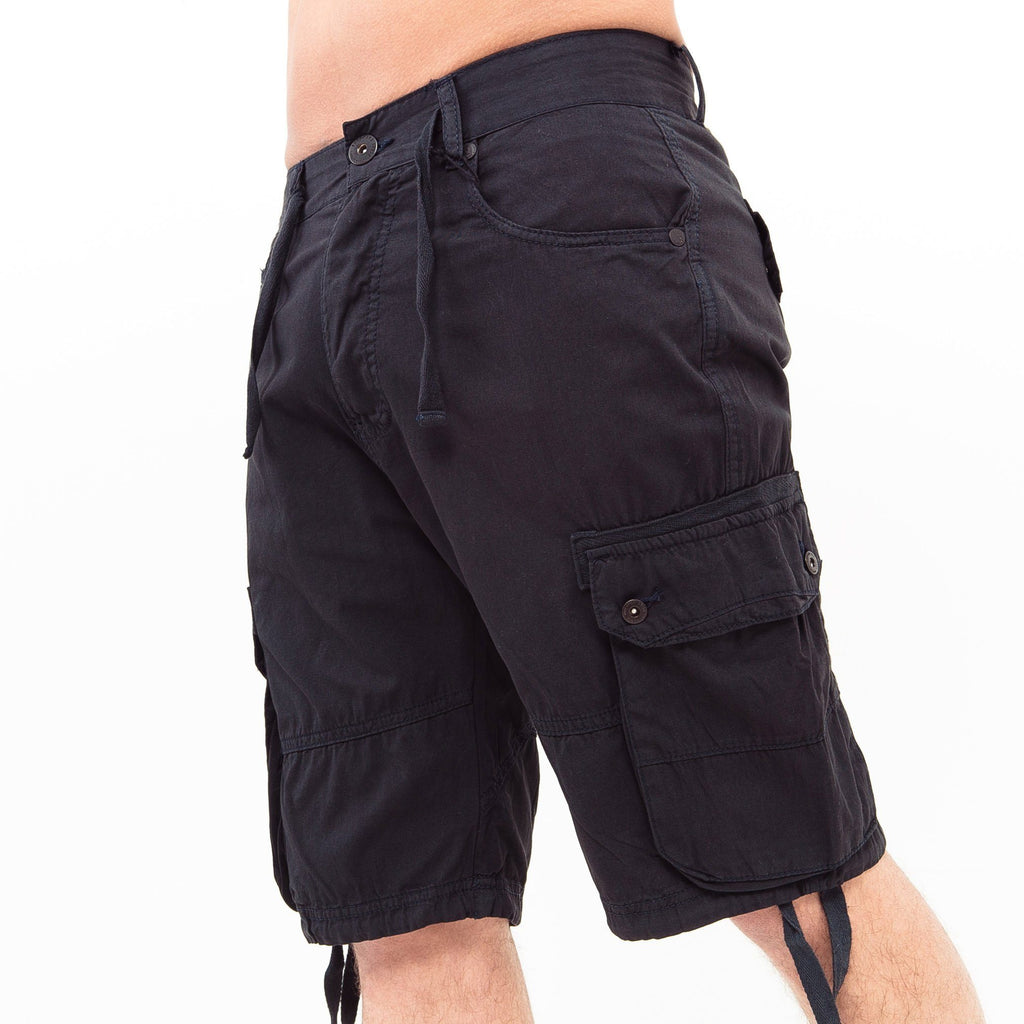 Bruxton Cargo Shorts W30 / Dark Navy