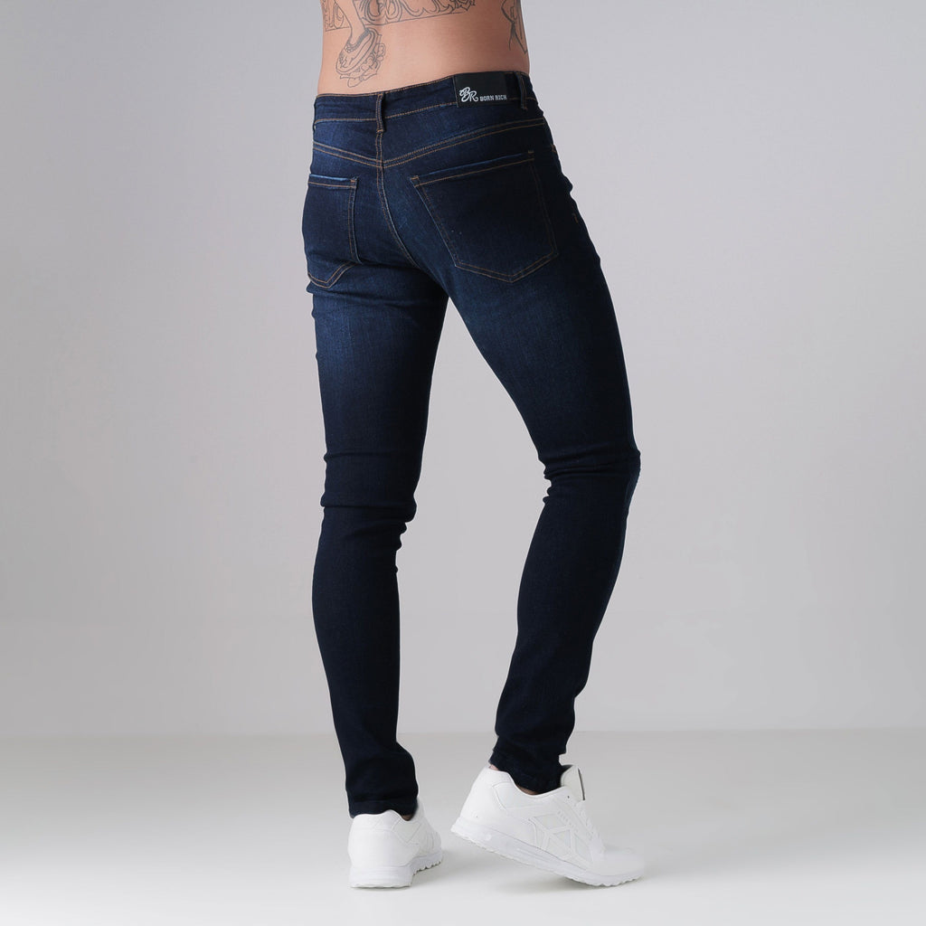 Cazorla Jeans Dark Wash