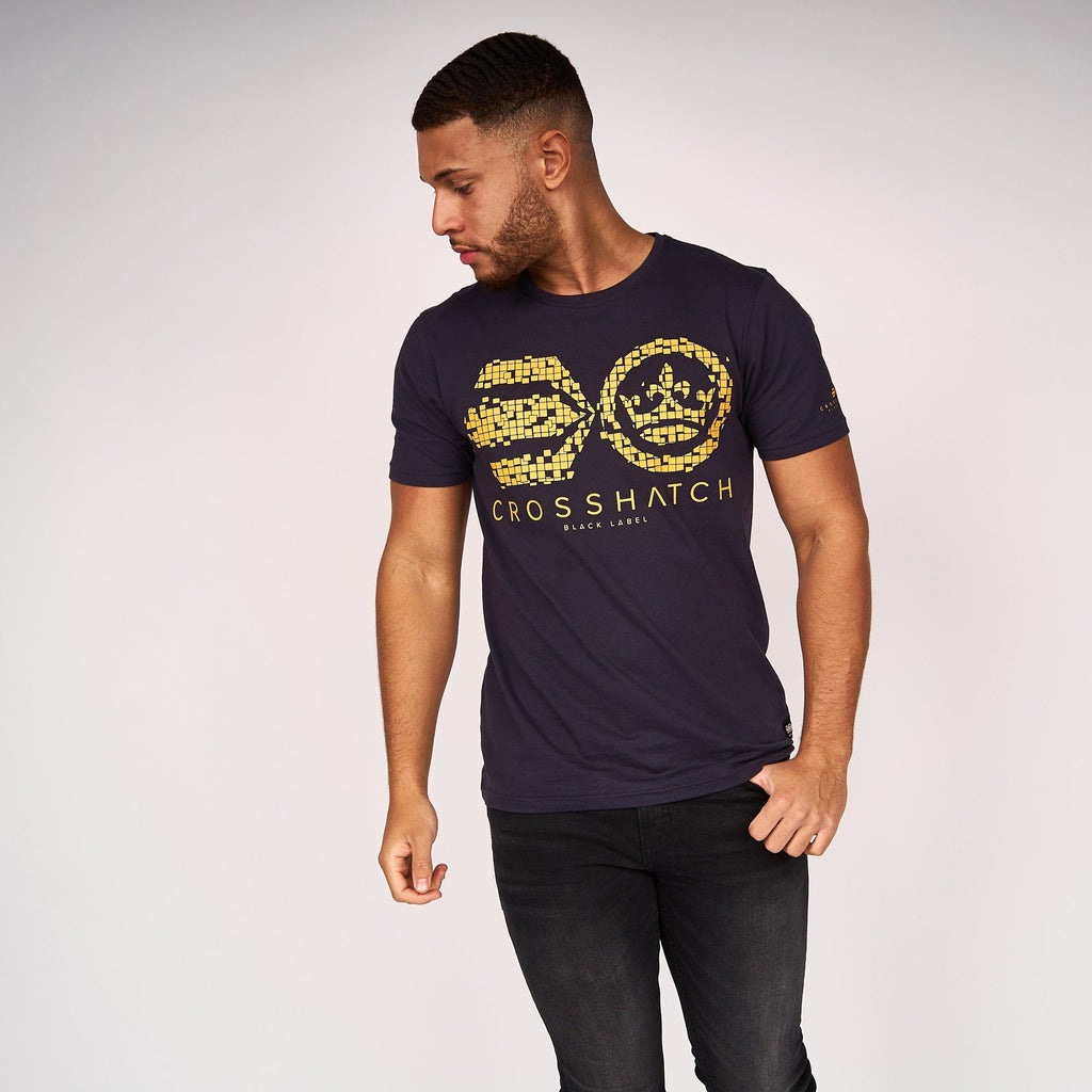 Stanmare T-Shirt L / Night Sky T-Shirts