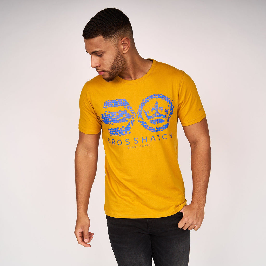 Stanmare T-Shirt L / Yellow T-Shirts