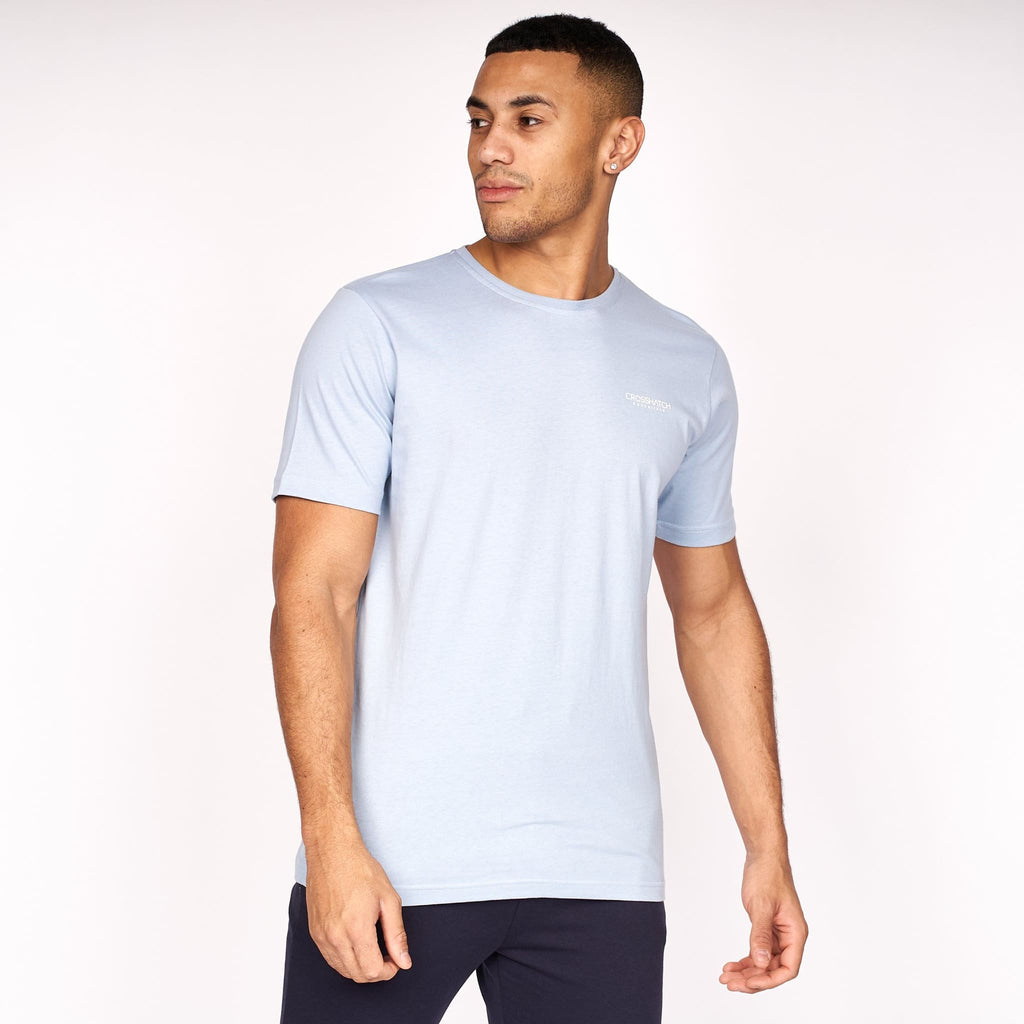 Basetee T-Shirt Dusty Blue