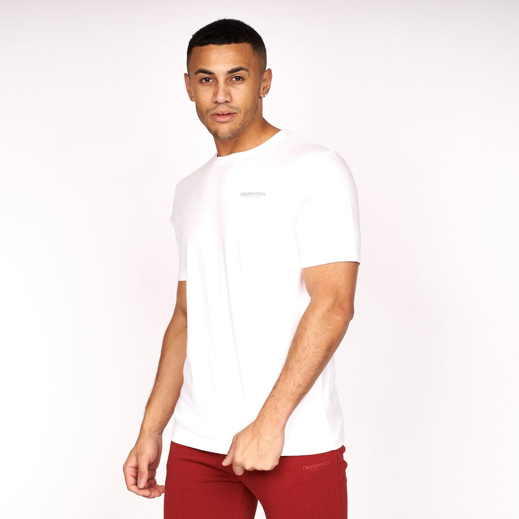 Basetee T-Shirt White