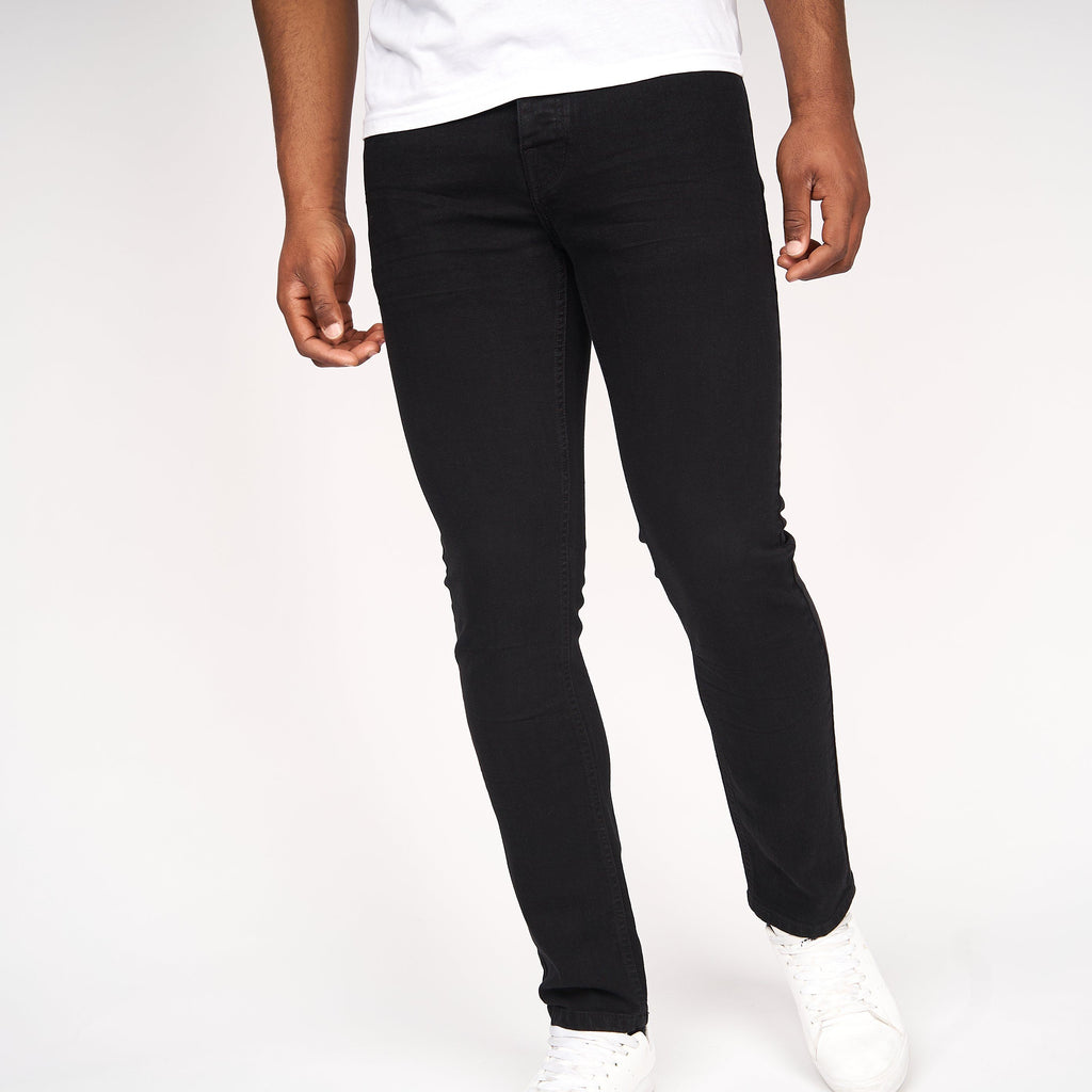 Buraca Slim Fit Jeans Black Wash