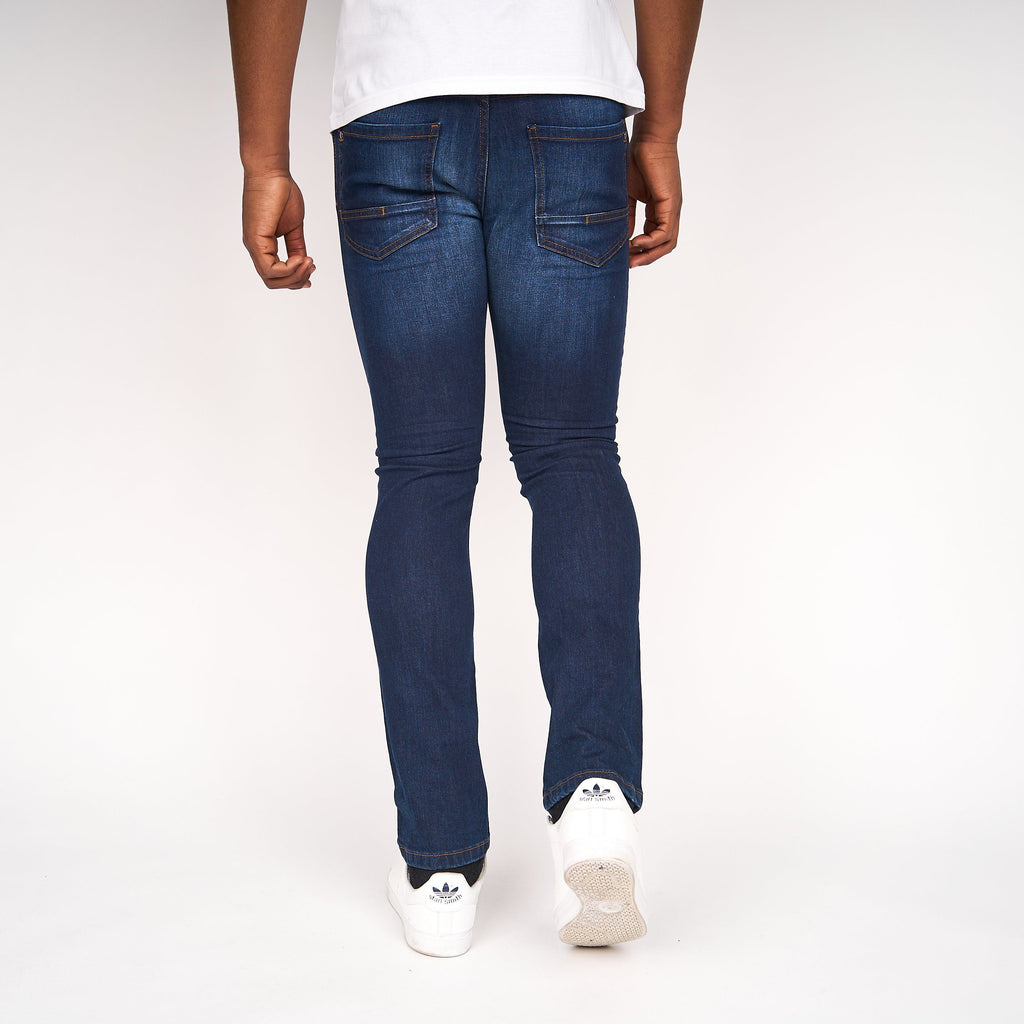 Buraca Slim Fit Jeans Dark Wash