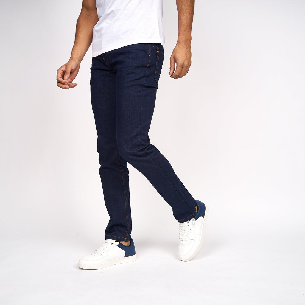 Buraca Slim Fit Jeans Indigo Wash