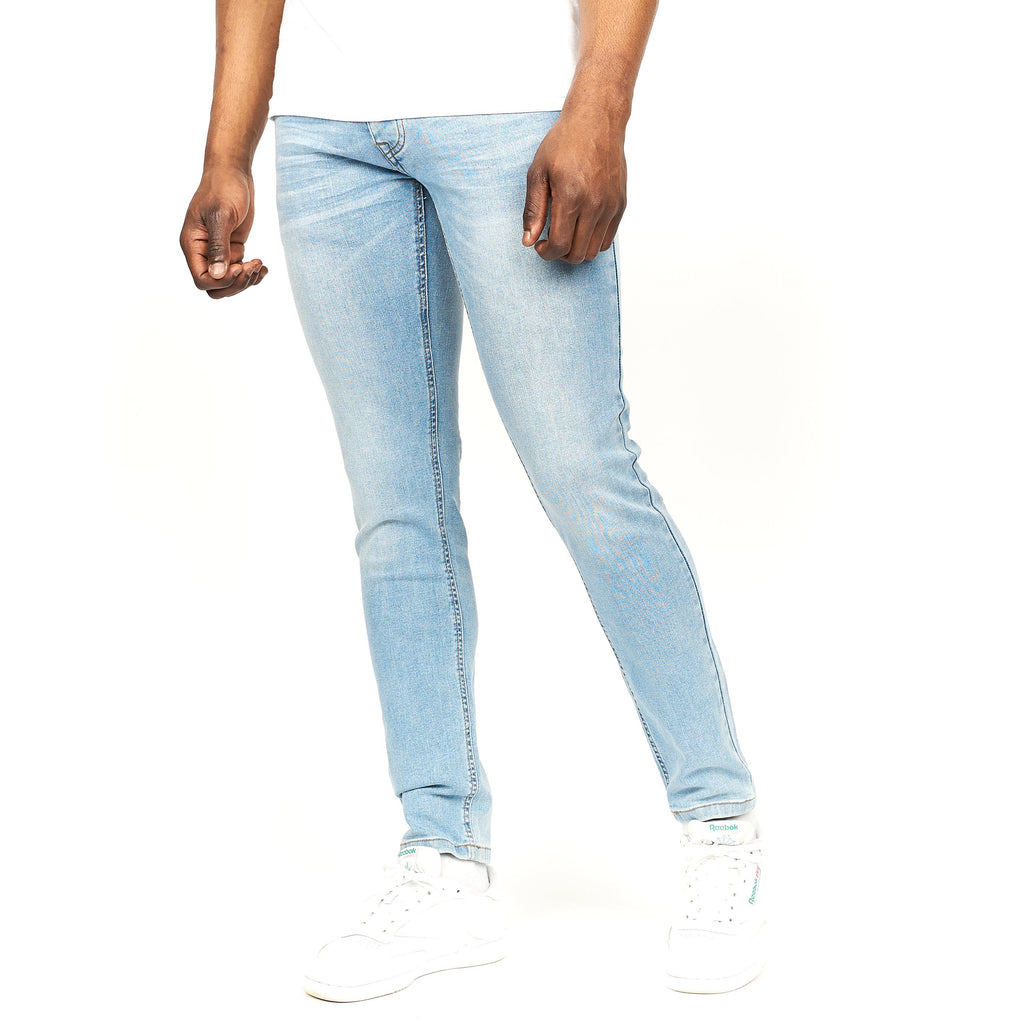 Buraca Slim Fit Jeans Light Wash