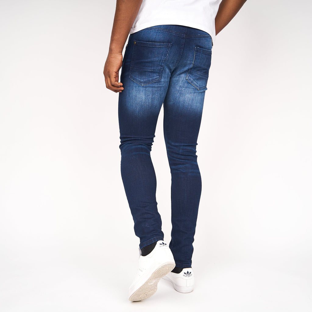 Barbeck Slim Fit Jeans Dark Wash