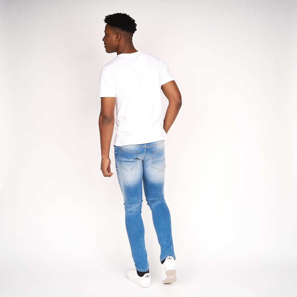 Barbeck Slim Fit Jeans Light Wash