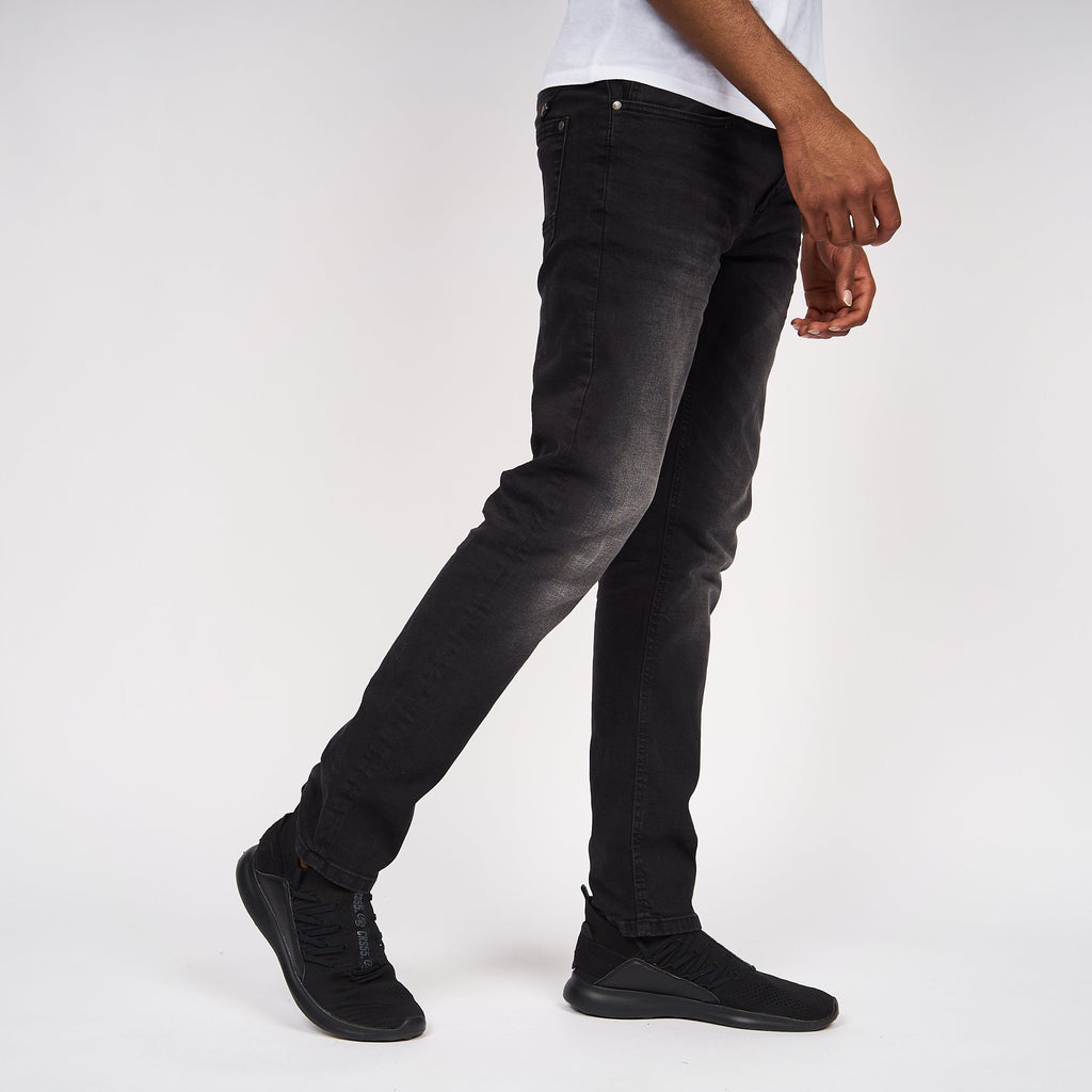 Svelte Stretch Jeans Black Wash