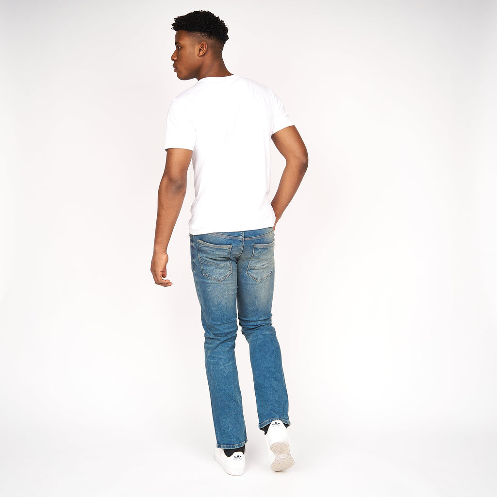 Cadman Straight Jeans Green