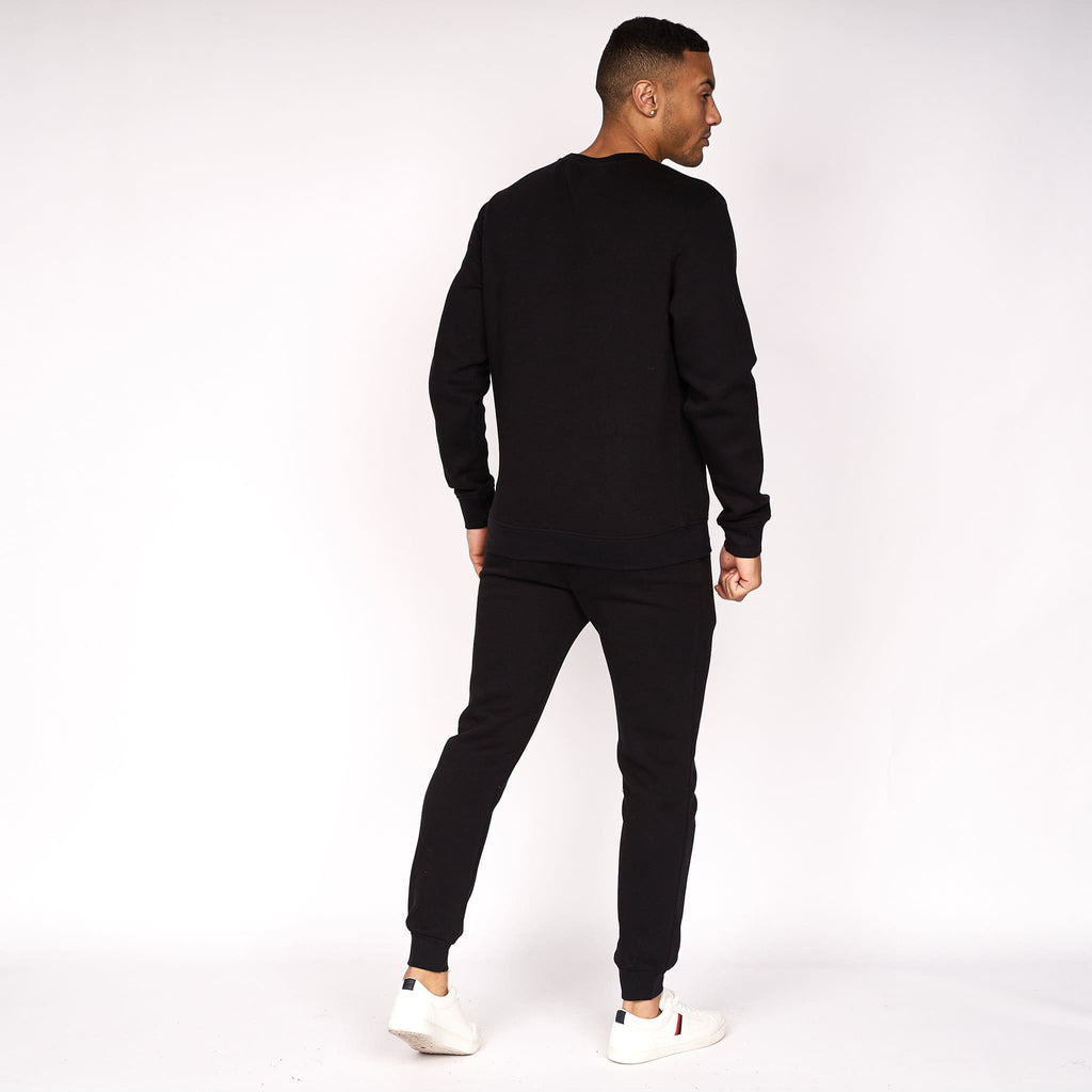 Traymax Crew Sweat 2pk Black/Royal