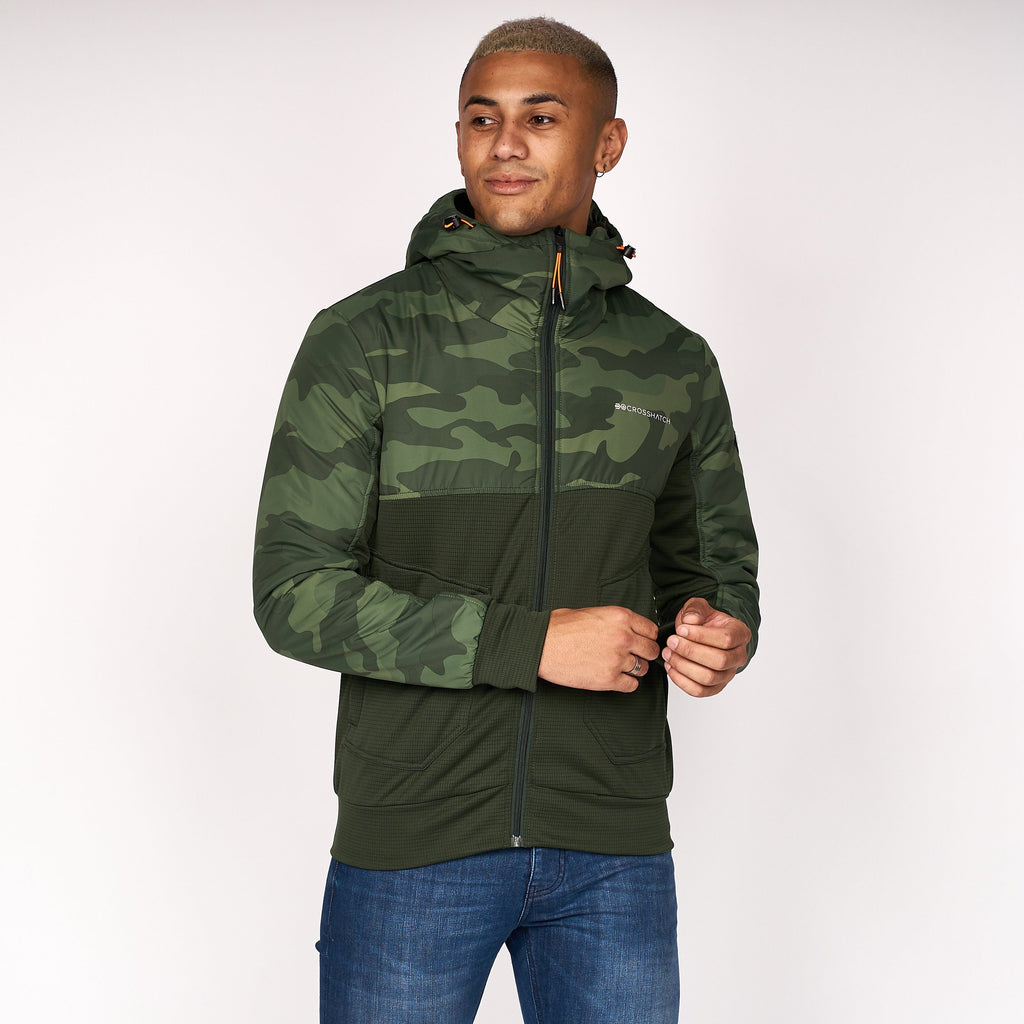 Montainer Camo Jacket