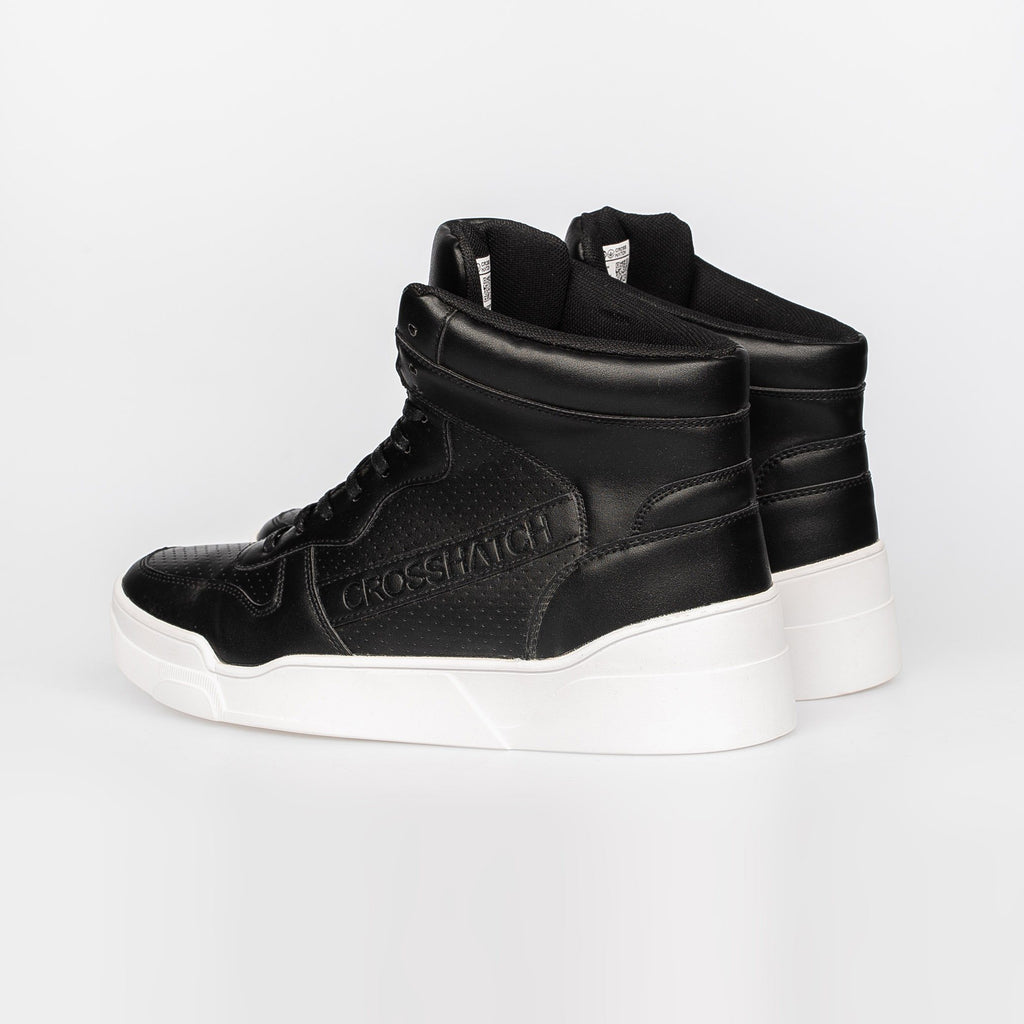 Arialva High Tops Black