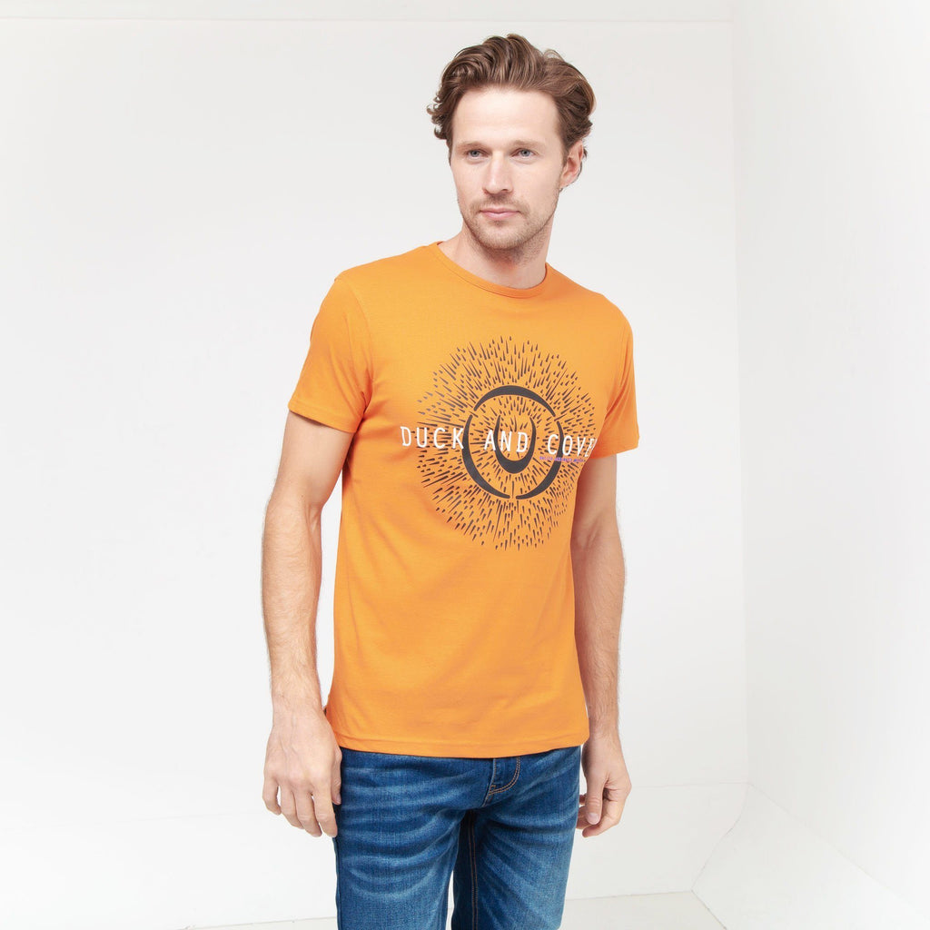Chiloe T-Shirt S / Burnt Orange T-Shirts
