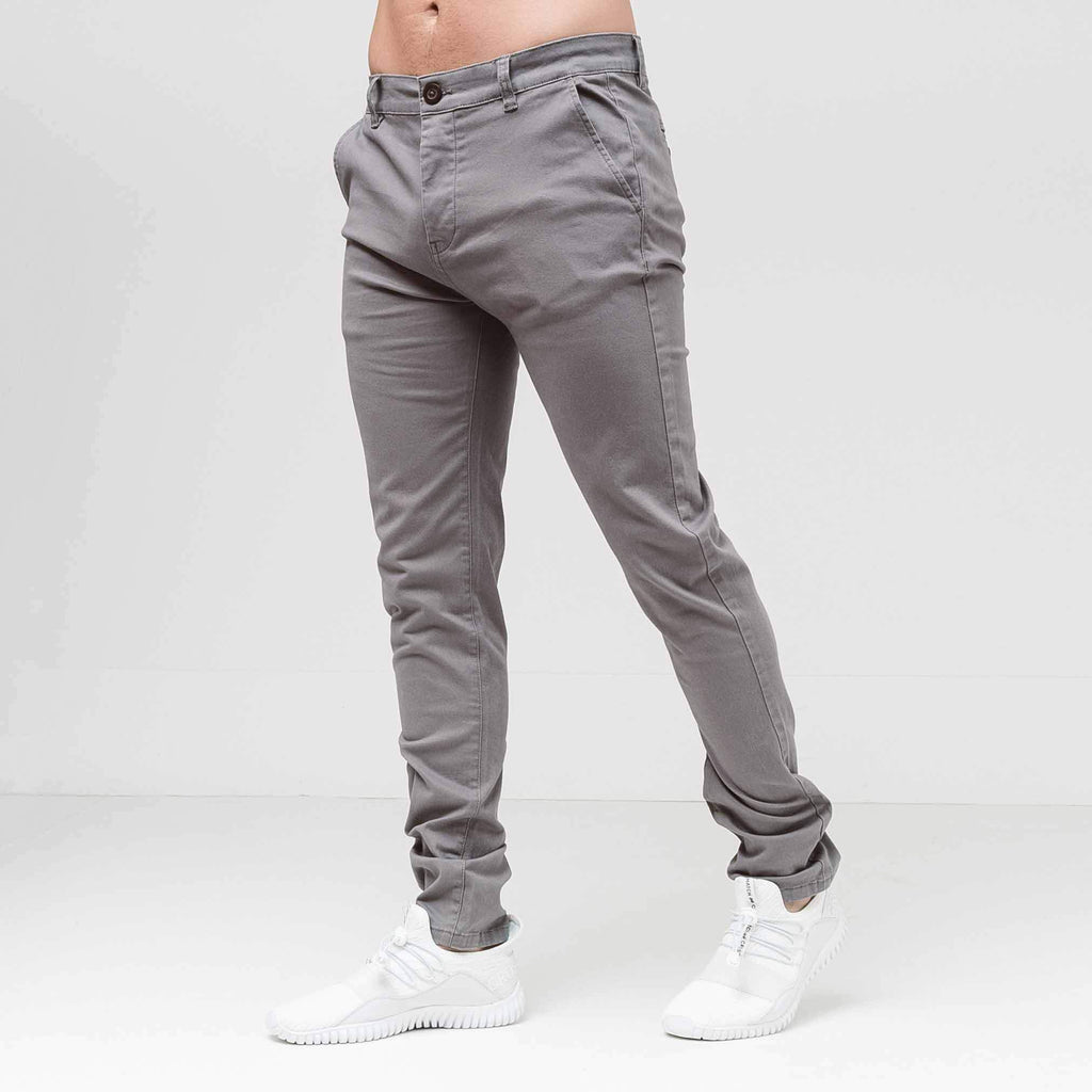 Chinor Chinos W30/l30 / Charcoal