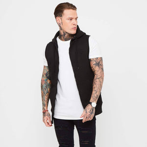 Claremount Gilet S / Black Hoodies