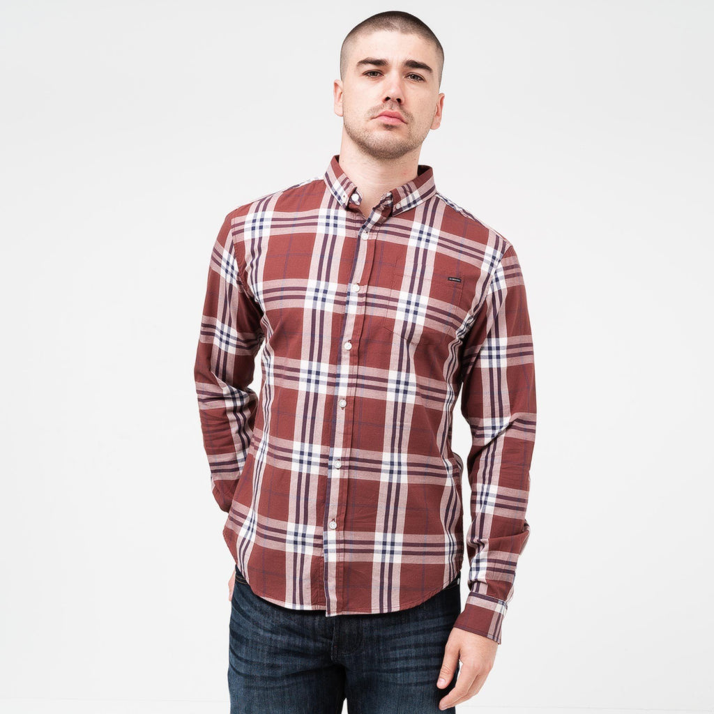Contie Shirt S / Red Check