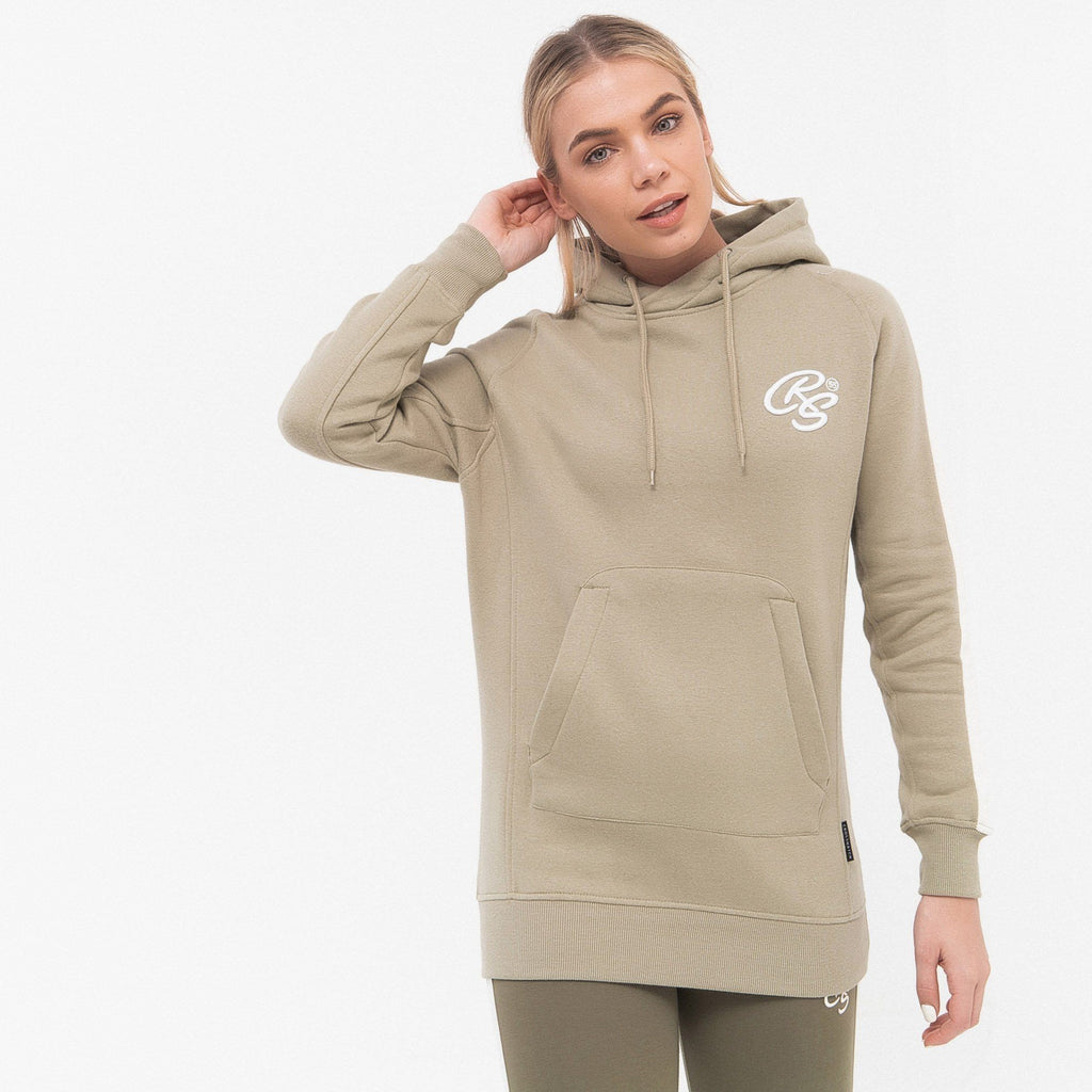 Ladies Corrine Hoodie Xs / Tea Hoodies