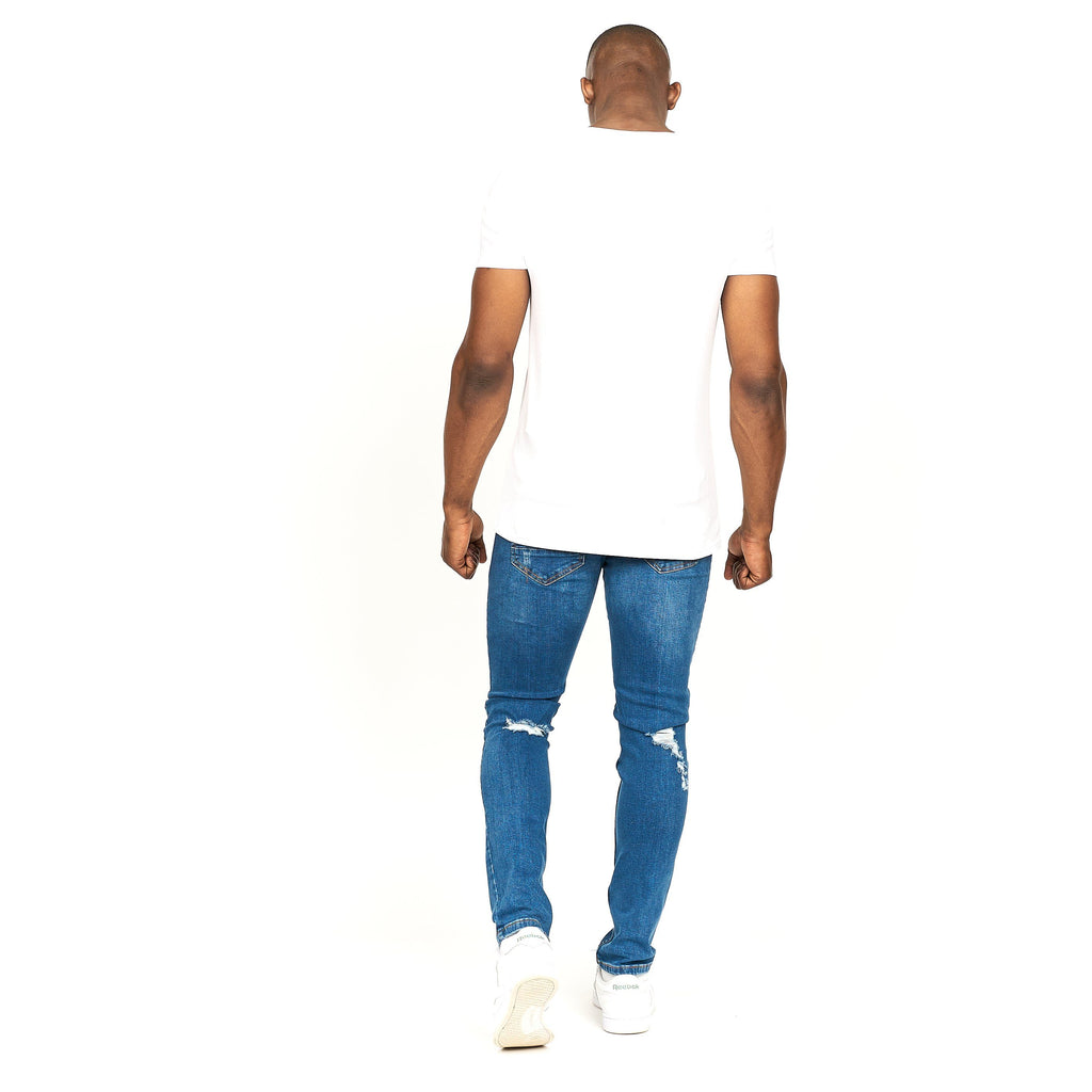 Raynell Jeans Mid Wash