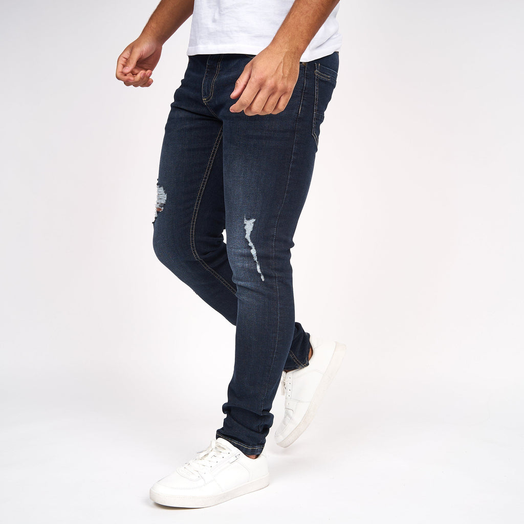 Kinistion Jeans W30/l30 / Dark Wash