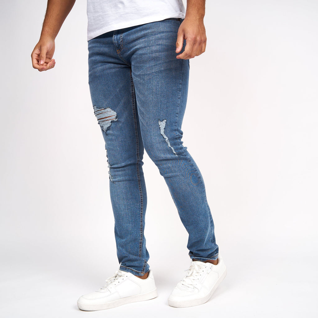 Kinistion Jeans W30/l30 / Stone Wash