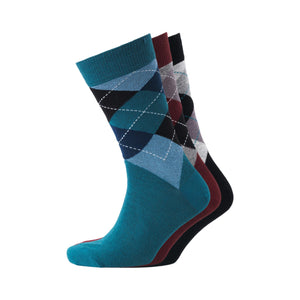 Reeves Socks - Argyle Assorted 3Pk Accessories