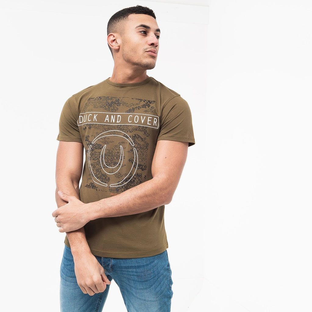 Scaup T-Shirt S / Burnt Olive T-Shirts