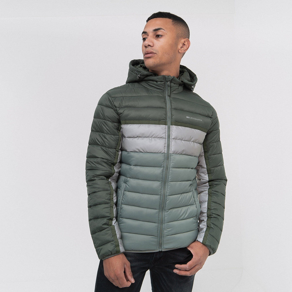 Fentons Jacket S / Green Outerwear