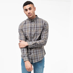 Klaxan Shirt S / Green Check Shirts