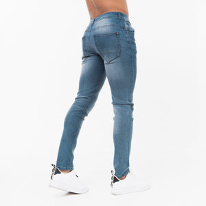 Osmium Jeans Light Wash