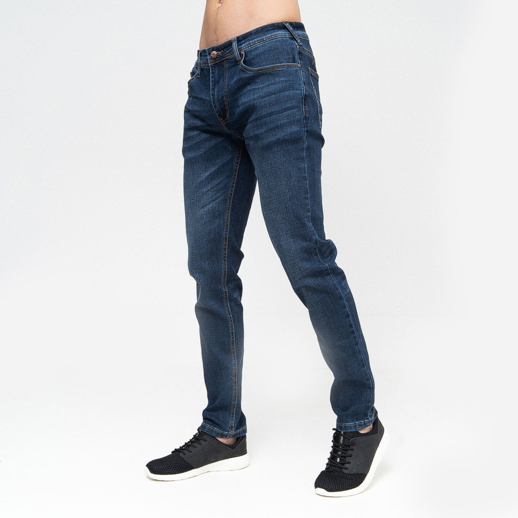 Overburg Tapered Jeans Dark Wash