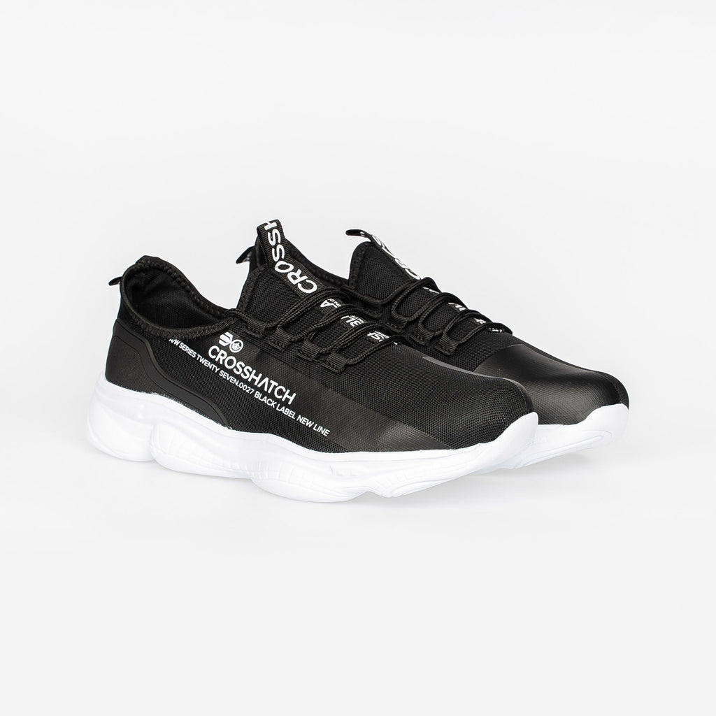 Winnettone Trainers Black