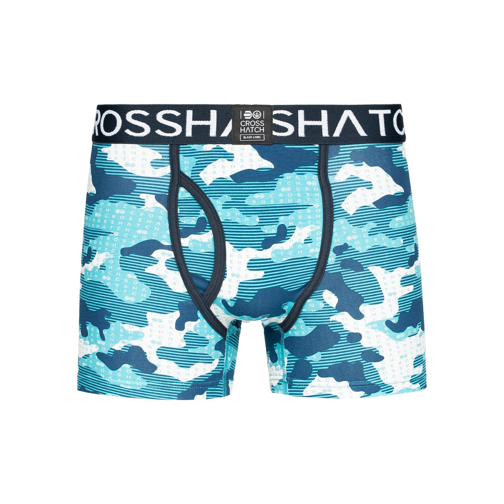Camotype Open Fly Boxers 3pk