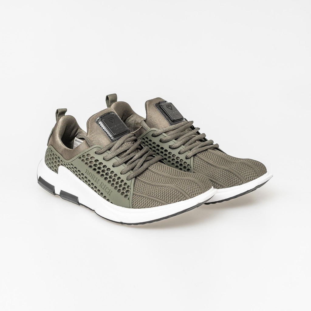 Orchard Trainers 7 / Olive Night Footwear