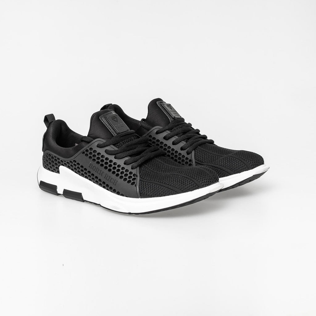 Orchard Trainers 7 / Black Footwear