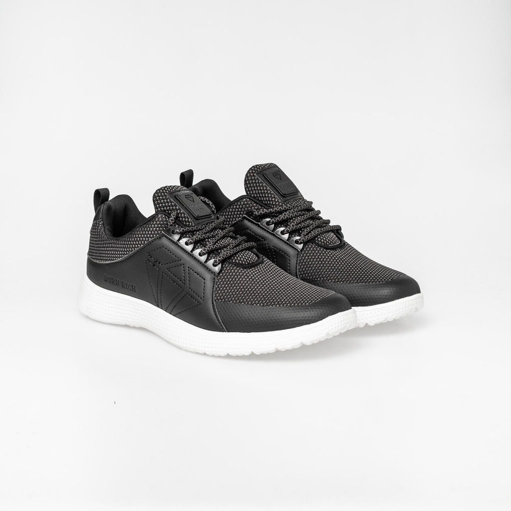 Broadway Trainers 7 / Black Footwear