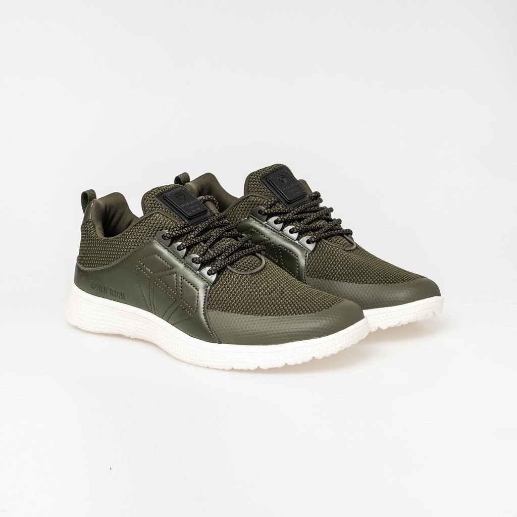 Broadway Trainers 7 / Kombu Green Footwear
