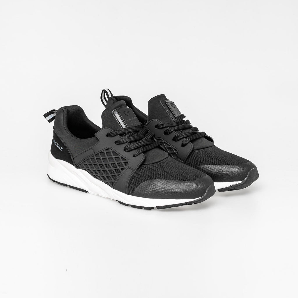 Lombard Trainers 7 / Black Footwear