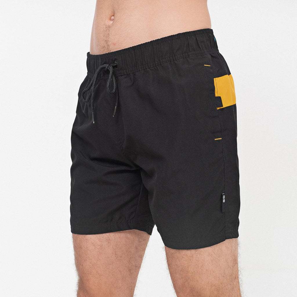 Eastfan Swim Shorts S / Black