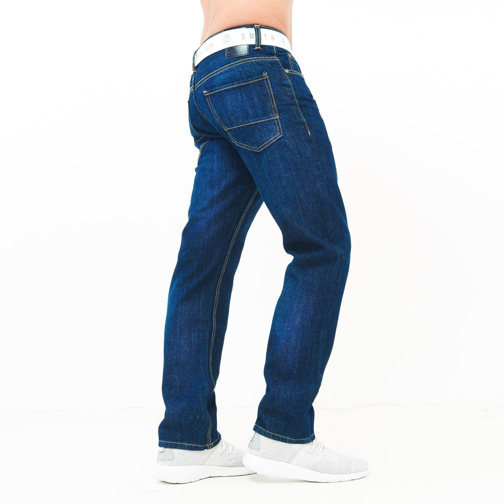 Furio Two Jeans - Mid Wash