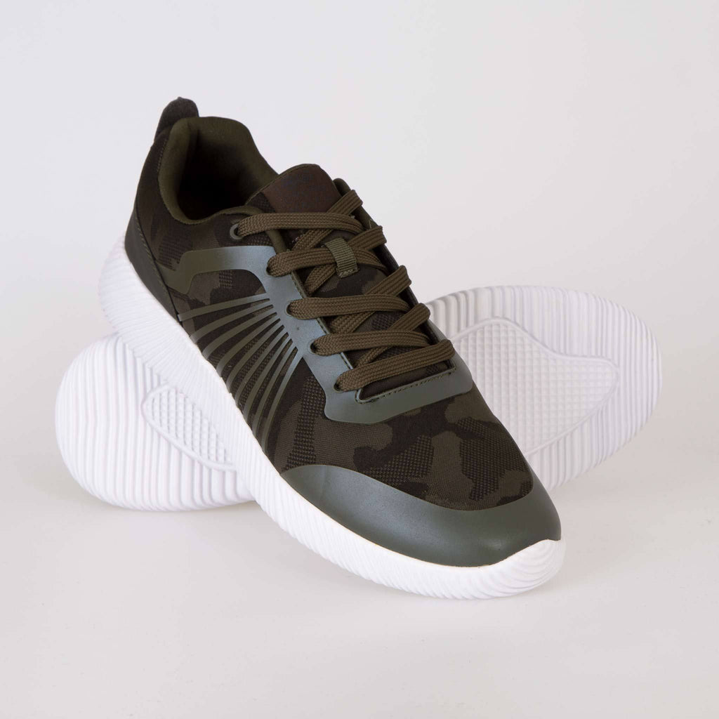Giske Trainers 7 / Forest Footwear