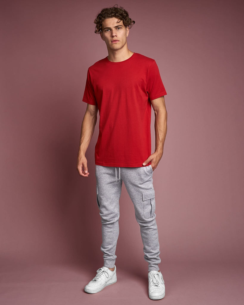 Mens Fanshaw T-Shirt Red