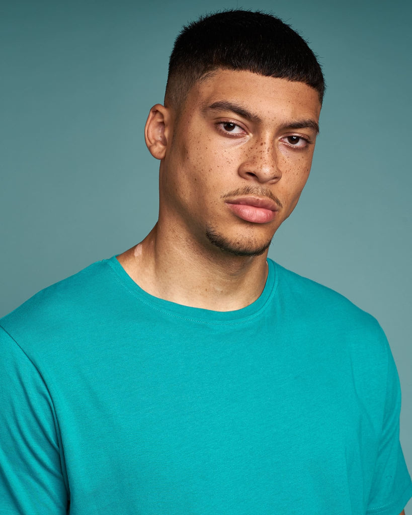 Mens Fanshaw T-Shirt Teal