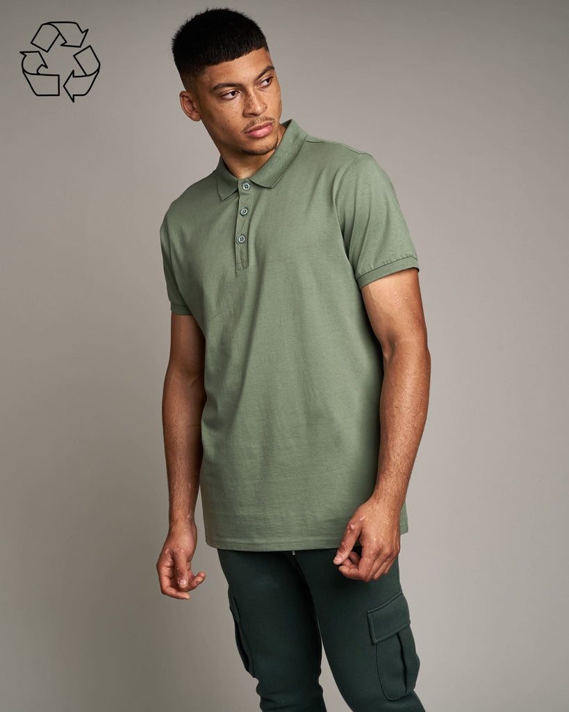 Mens Pritchard Polo Laurel Wreath