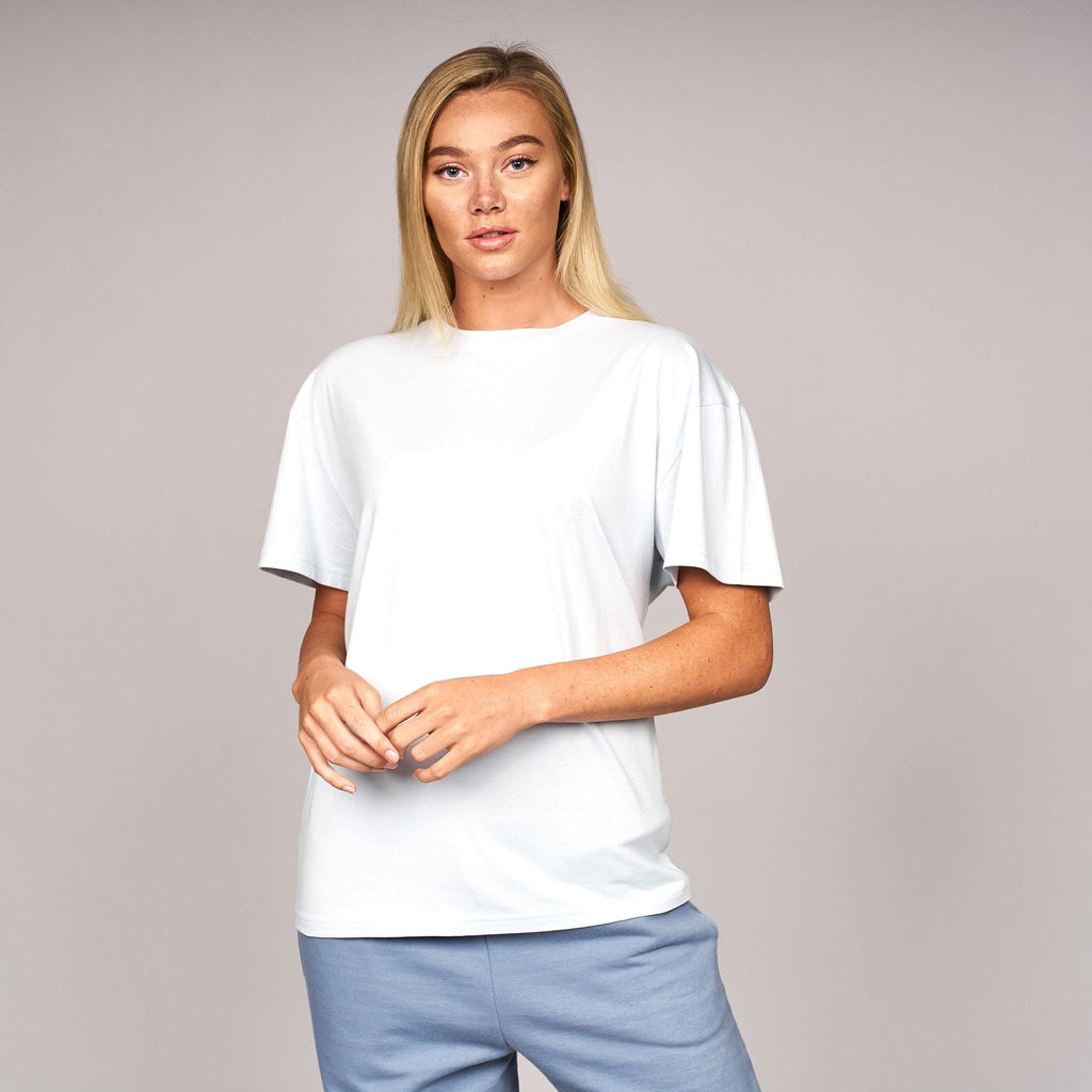 Ladies Adalee T-Shirt Baby Blue