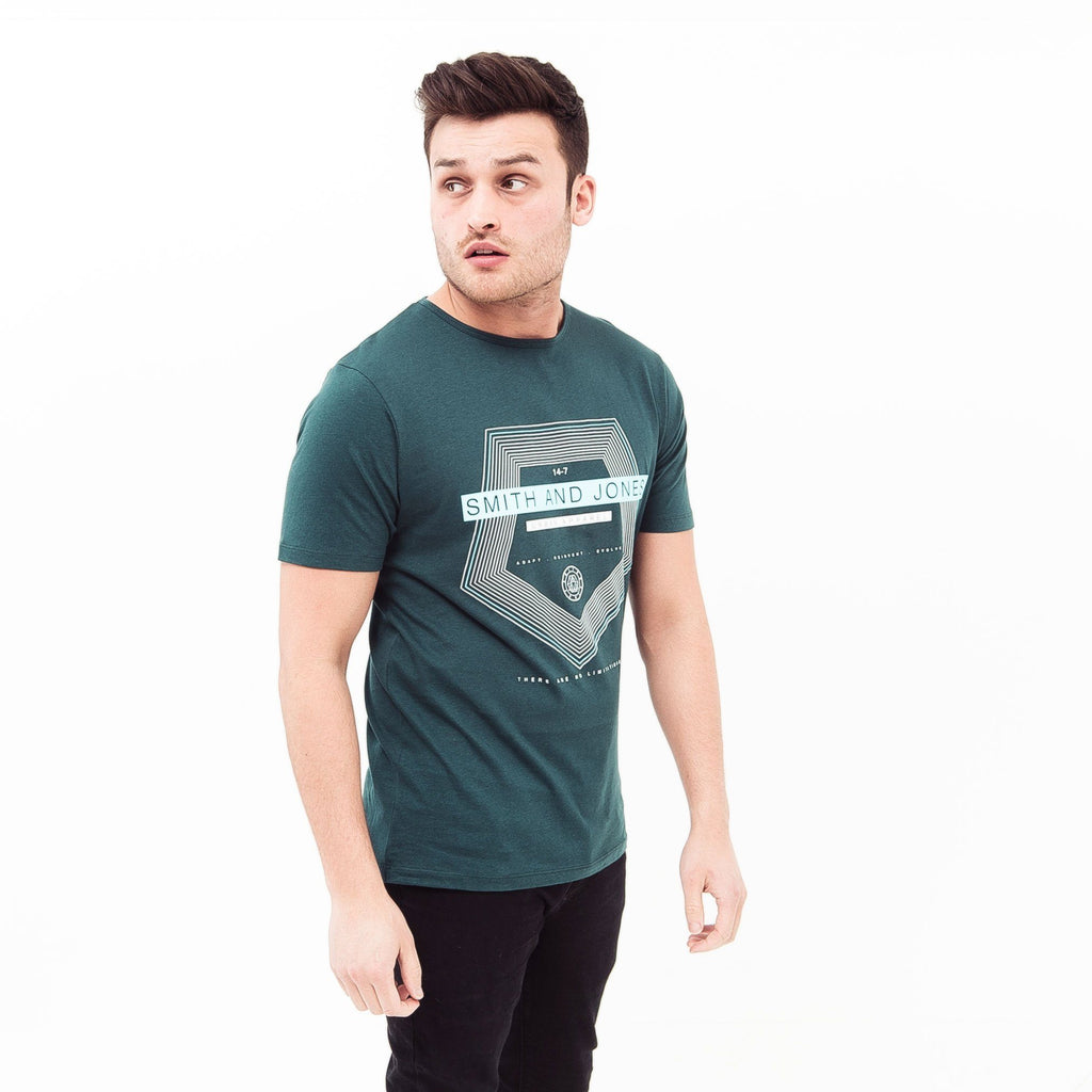 Kindal T-Shirt S / Deep Teal T-Shirts