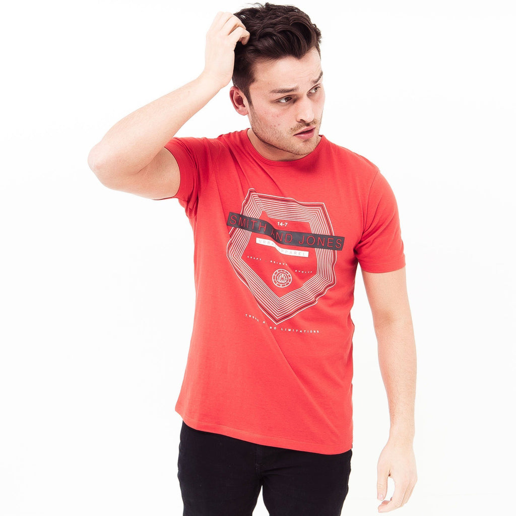 Kindal T-Shirt S / Mars Red T-Shirts